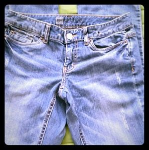 Mossimo Bootcut Jeans Size 6!  GUC!